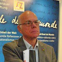 Norbert Lammert im Stefan-Zweig-Haus